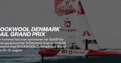 TV2 dækker Sail GP
